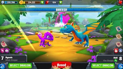 Image Game DragonVale World Apk Mod