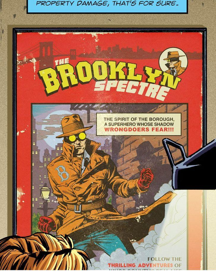 The Brooklynite - Chapter 1