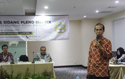 Parallel Session ISEI: Reformula Bagi Hasil Sumber Daya Alam (DBH-Migas) Menuju Transformasi Ekonomi Indonesia