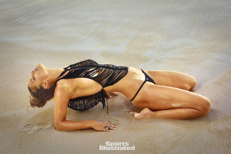 Nina Agdal for Sports Illustrated Swim 2016