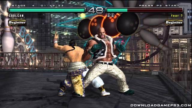 Tekken 5 Dark Resurrection Online PSN - Download game PS3