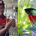 Man Quits Jobs As Engineer Turn into A Fish Breeder