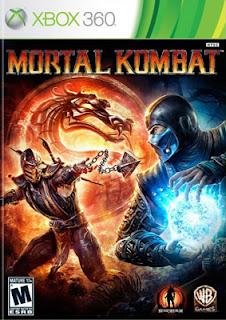 Mortal Kombat 9 (X-BOX360) 2011