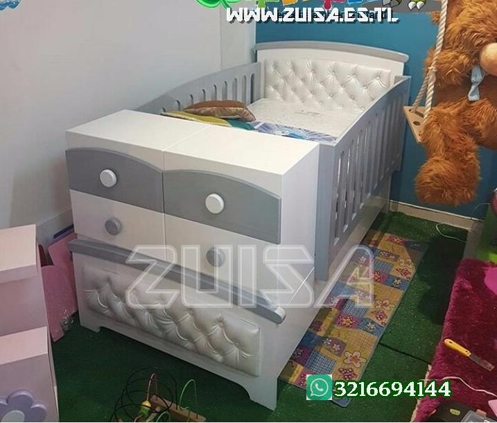 Muebles Zuisa: Cama Cunas - Camas infantiles