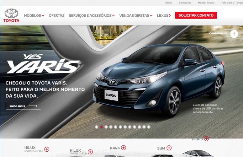 Toyota Motors Brasil