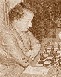 La ajedrecista Júlia Maldonado Palacios