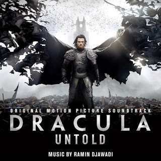 Dracula Untold: Original Motion Picture Soundtrack capa da trilha sonora drácula: a história nunca contada