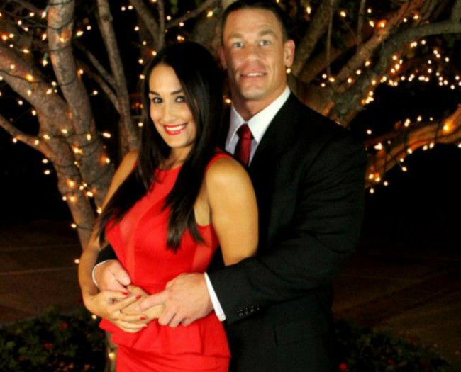 bella dating married Nikki bella played with fire when she tried messing with the paparazzi  nikki wants to set the record straight -- she is not dating anyone else right now.