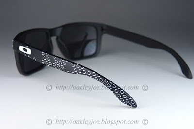 920512dc1e6 oo9102-63 Holbrook matte black + black iridium  195 lens pre coated with  Oakley hydrophobic nano solution complete package comes with box and  microfiber ...