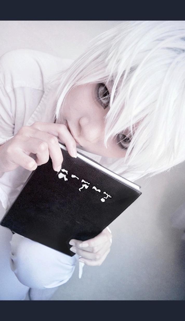 animegirlsfantasi: Death Note Cosplay Photo by Zusaki |Near Death Note Cosplay