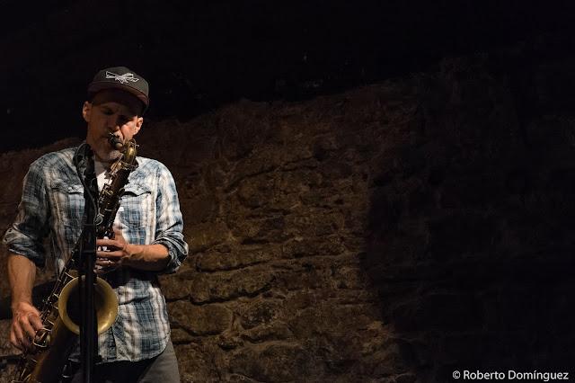 © Roberto Domínguez - Craig Taborn Quartet