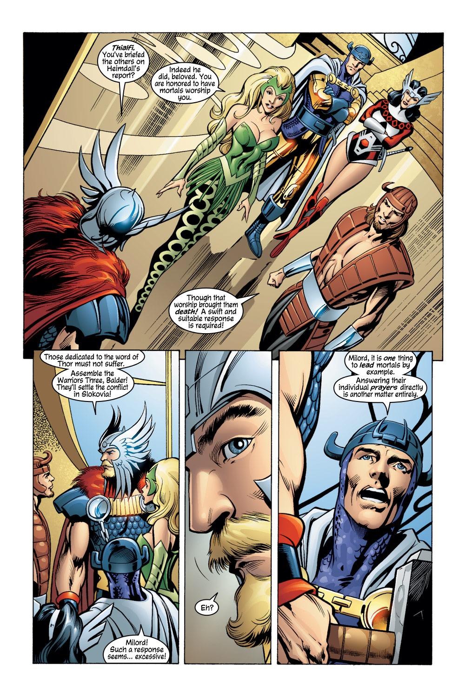 Thor (1998) Issue #58 #59 - English 8