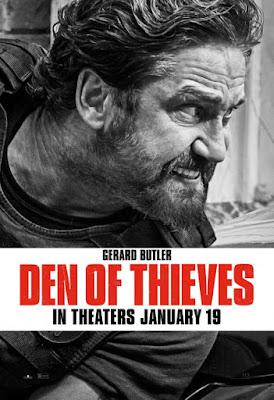 Gerard Butler - Den of Thieves (2018)