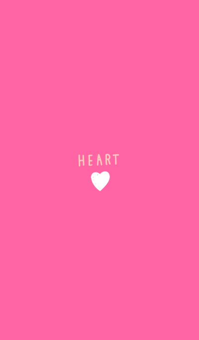 small hearts (pink)