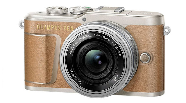 Olympus Pen E-PL9: Still stylish, with built-in 4K / UHD video