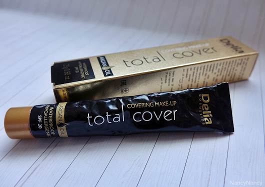 Make-Up-Empfehlung! Delia Total Cover!