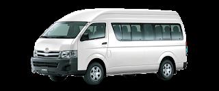 gia xe Hiace Toyota Hung Vuong