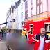 ألمانيا : سوري يطعن زوجته و أطفاله الثلاثة و يضرم النار في شقته ثم يقفز من النافذة !