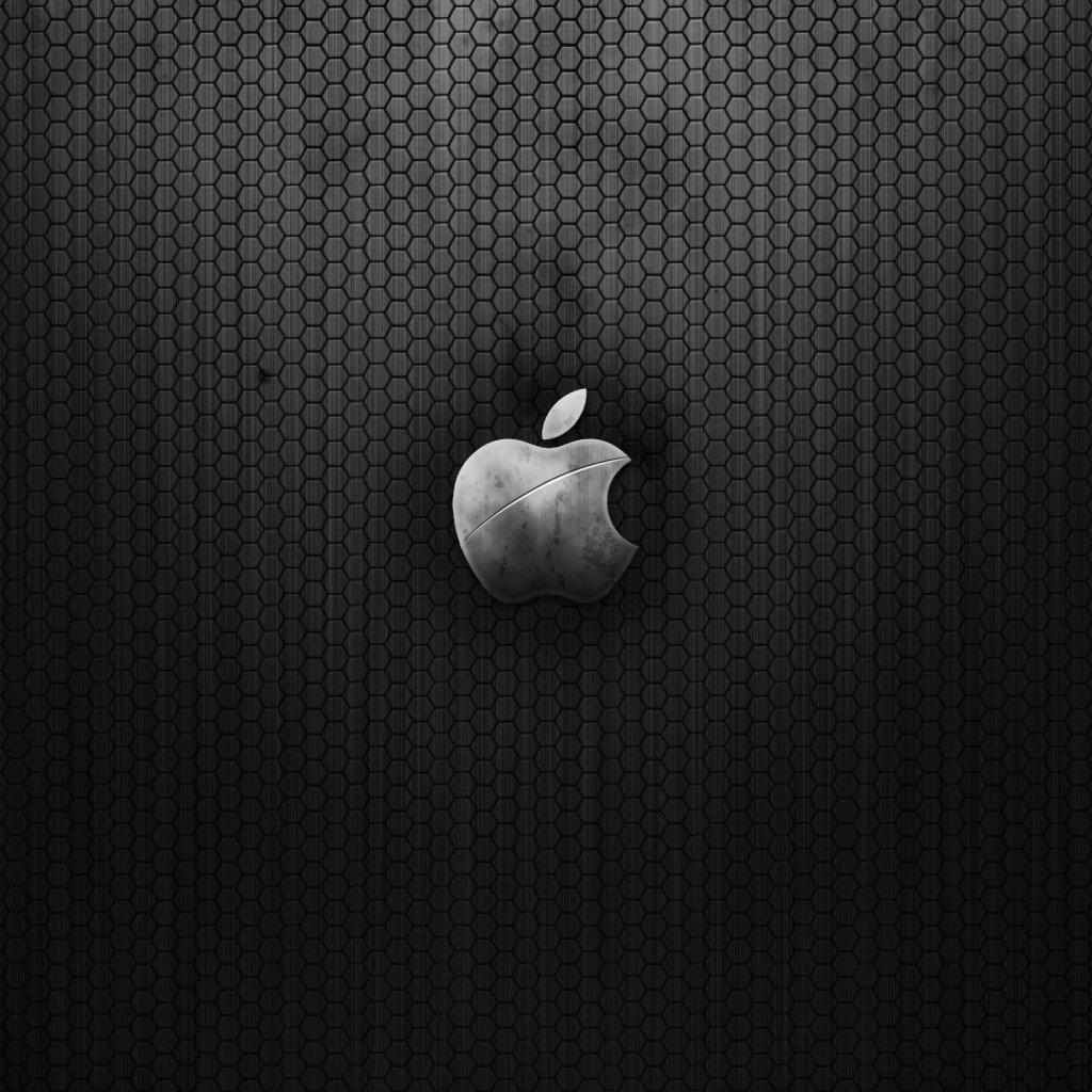 black apple logo ipad 2 wallpaper free ipad retina hd