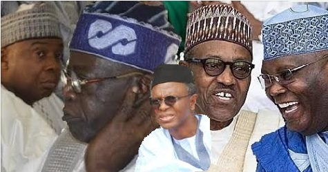 We'll Leave APC For Buhari And His Brothers - APC Chieftain Confirm Secret Plot As El-Rufai, Atiku Others Jostles For Presidency