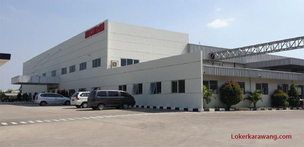 Lowongan Kerja PT. NICHIRIN Indonesia Kawasan Industri KIM Karawang