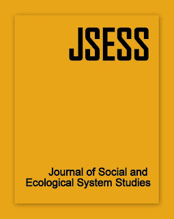 Journal of Social and Ecological System Studies, hosted on IndraStra Open Journal Systems (IndraStra OJS)