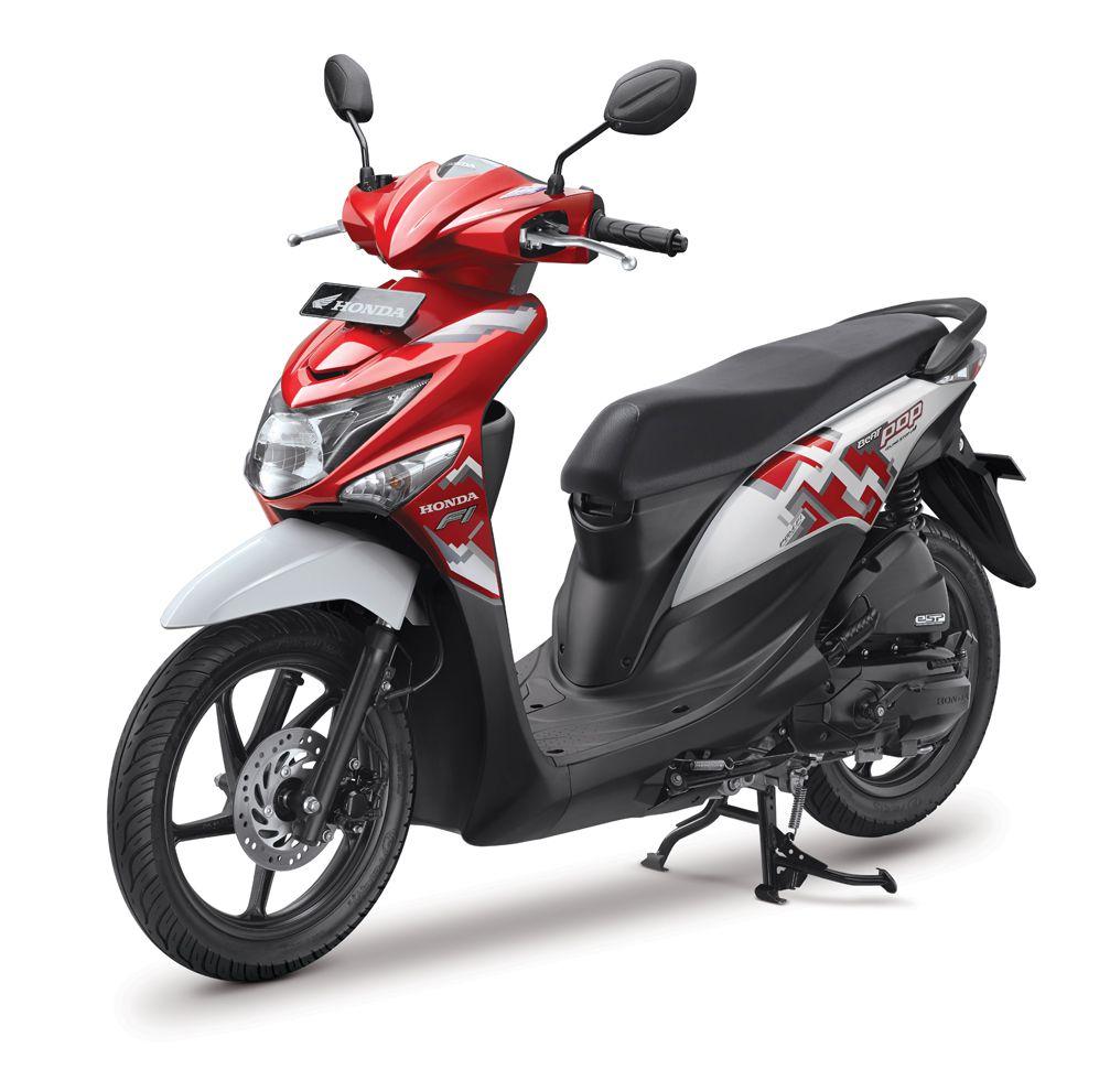 All New Honda BeAT POP eSP CBS - INFO SEPUTAR KREDIT MOTOR ...