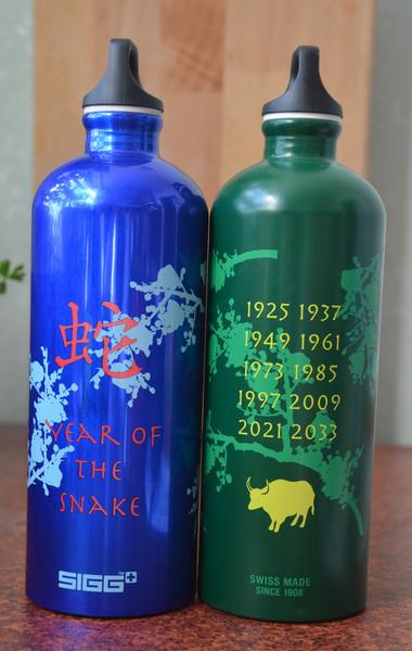 Обзор питьевых бутылок SIGG