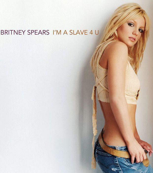Britney Spears - I'm A Slave 4 U (Lead Vocal Stem)
