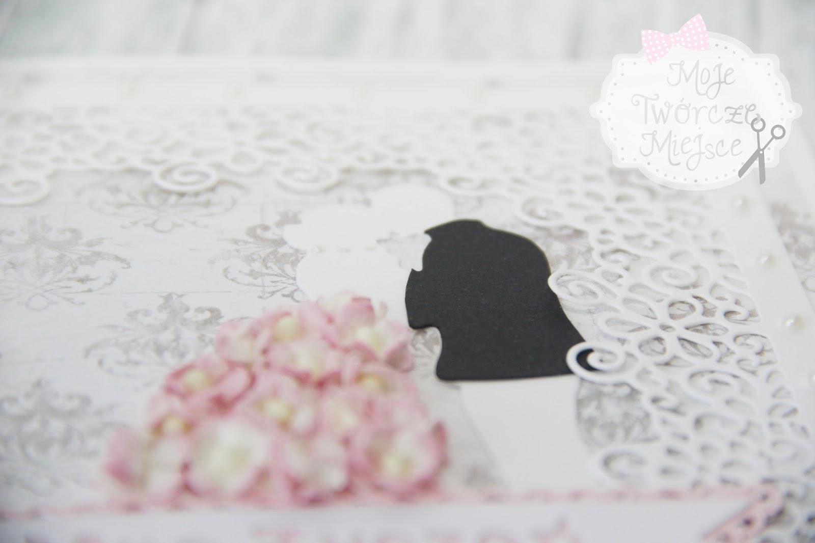 Moje Tworcze Miejsce Zaproszenia Kartki Boxy 10 Rocznica ślubu