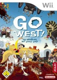 c2749.fer - Lucky Luke Go West Wii