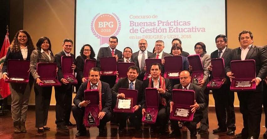 MINEDU premia sistema de monitoreo de Lima Metropolitana