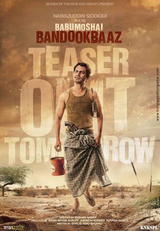 Babumoshai Bandookbaaz (2017) Movie Poster