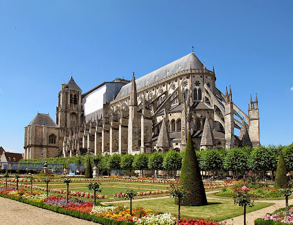 Bourges (Бурж), Centre (Регион Центр), Франция