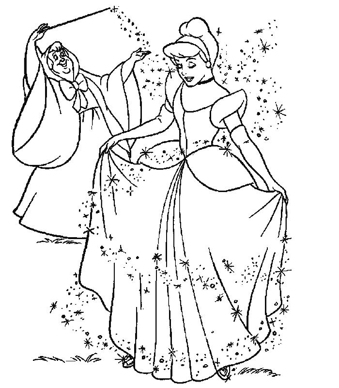Jana Enes Artes Desenhos Da Cinderela Para Pintar