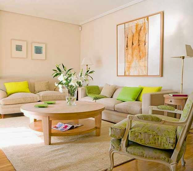 Colorful Living Room Design Online: Foundation Dezin & Decor...: Vibrant Living Room Designs