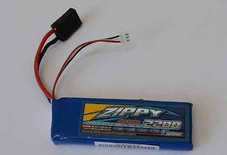 Baterai Li-Po
