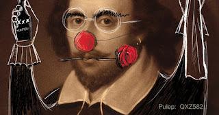 Poster 2 Desmontando a Shakespeare