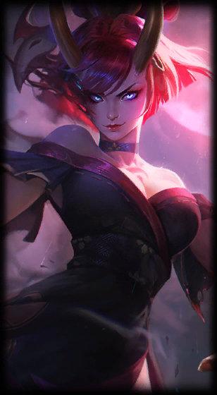 Anime Girl Wallpaper Blood Surrender At 20 4 25 Pbe Update Blood Moon Evelynn