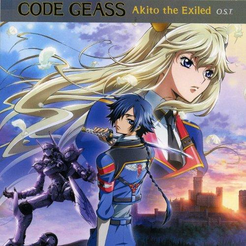 CODE GEASS Akito the Exiled Original Soundtrack [FLAC   MP3 320 / CD]