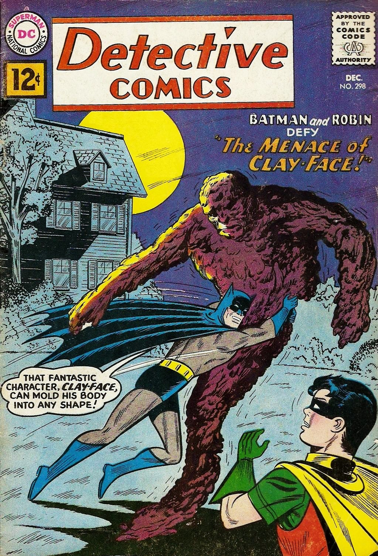 Detective Comics (1937) 298 Page 0