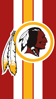 Wallpaper Washington Redskins para celular gratis.