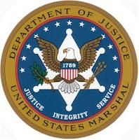 Lambang US Marshal