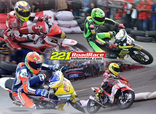 Daftar Pembalap Tercepat di Motoprix Sirkuit Landasan Pacu GADING Wonosari Yogyakarta