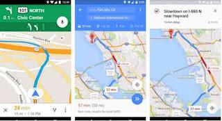 Aplikasi GPS Terbaik di HP Android yang Paling Direkomendasikan