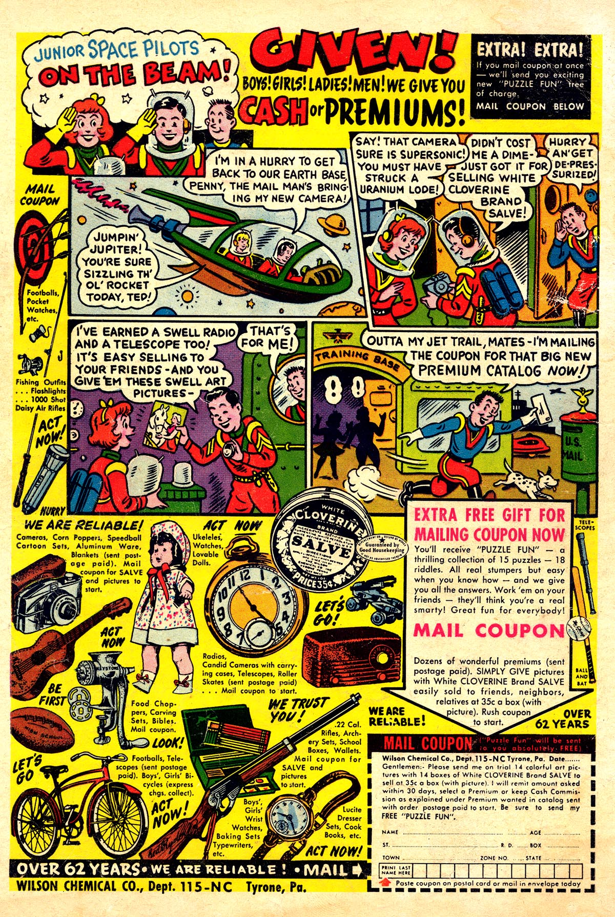 Read online Action Comics (1938) comic -  Issue #225 - 36