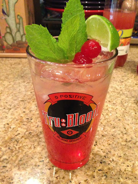 True Blood - Cocktail Time! The Fizzy Fang