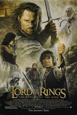 władca pierścieni powrót króla film recenzja frodo gandalf aragorn