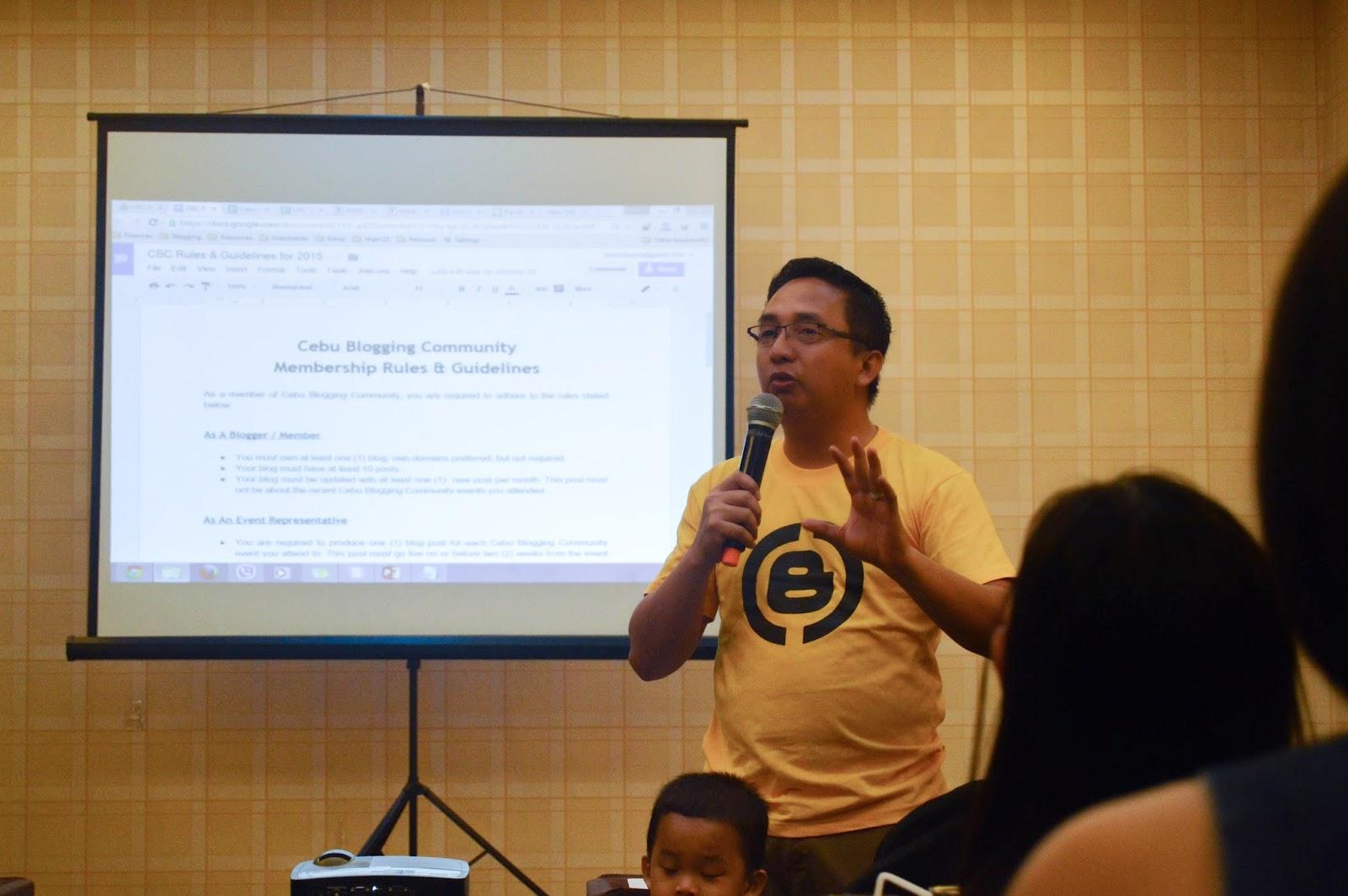 Cebu Blogging Community Ultimate Meet-up