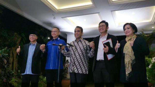 Indonesia Adil Makmur, Nama Resmi Koalisi Prabowo-Sandi